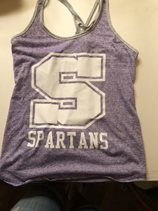"Holloway Ladies Advocate Tank ""S"" Helmet"